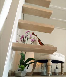 mezzanine design bois et acier la stylique paris. Black Bedroom Furniture Sets. Home Design Ideas