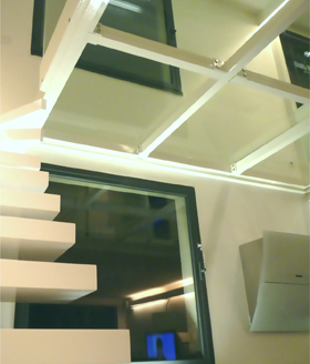 Mezzanine Design Contemporain